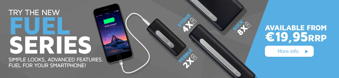A power bank with simple looks, but advanced features