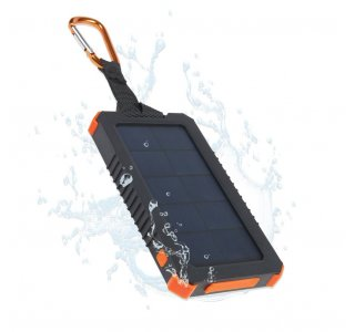 Xtorm USB-C Waterproof Solar Charger 5000mAh