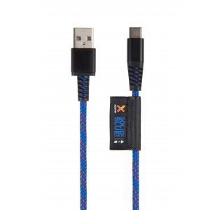 Xtorm Solid Blue USB-C™ cable