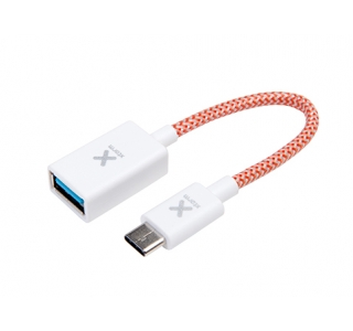 Xtorm USB-C to female USB Cable