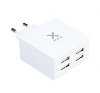 Xtorm AC Adapter 4 USB ports