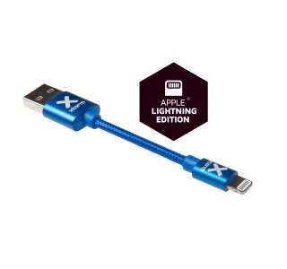 Xtorm XS Lightning USB cable Blue