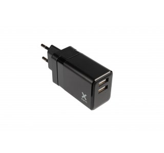 Xtorm Volt Travel Charger 2x USB Xtorm Volt Travel Charger 2x USB