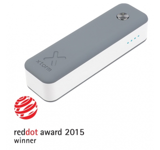 "Xtorm Power Bank 2600 ""Move"""