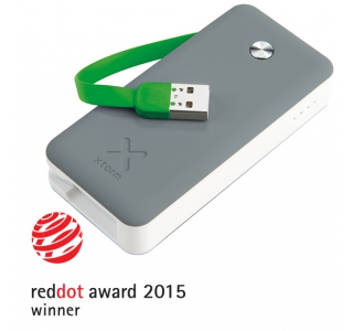 "Xtorm Power Bank 4000 ""Go"""