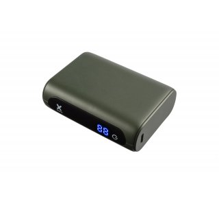 Xtorm Power Bank Go 10.000 mAh Deep green