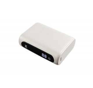 Xtorm Power Bank Go 10.000 mAh Artic white