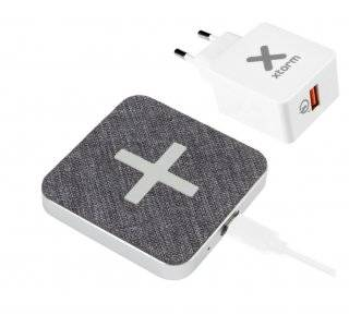 Xtorm Wireless Fast Charging Pad (QI) Balance + adapter